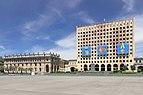 2014 Suchum, Były budynek Rady Ministrów Radzieckiej Abchazji (07).jpg