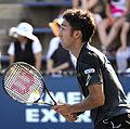 2014 US Open (Tennis) - Qualifying Rounds - Yasutaka Uchiyama (14985727102).jpg