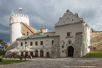 Przemyśl - Royal Casimir castle
