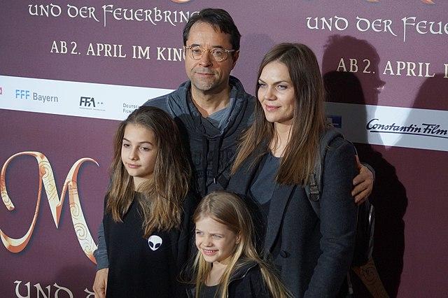 Jan Josef Liefers Kinder
