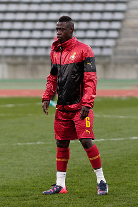 Image illustrative de l'article Afriyie Acquah