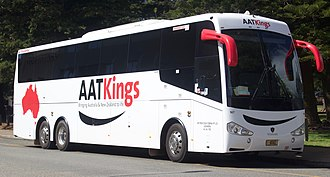 Scania K series - AAT Kings, Coach Concepts bodied K440EB