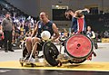 2016 Invictus Games, US Team defeats Australia in semi-final wheelchair rugby match 160511-D-BB251-002.jpg