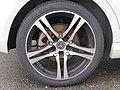 2017-09-01 (266) Pirelli P Zero Nero GT 225-40 ZR 18 92 Y tire at Bahnhof Ybbs an der Donau.jpg