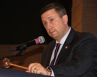 Ken Martin (politician) current Chairman, Minnesota Democratic-Farmer-Labor Party