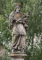 2017 Rzeźba św. Jana Nepomucena w Nowej Wsi 3.jpg