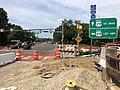 2019-08-19 15 06 14 View north along U.S. Route 29 (North Lynn Street) at the junction with the Lee Highway in Rosslyn, Arlington County, Virginia.jpg
