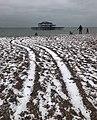 20190201 Brighton beach snow4.jpg