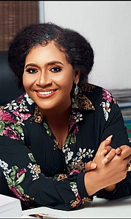 Hilda Dokubo Nigerian film actress and youth advocate