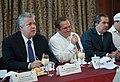 21-05-14- Quito Ecuador,Canciller Ricardo Patiño conversó con medios de comunicación sobre la universalización del SIDH y Día Internacional contra Chevron (14237028402).jpg