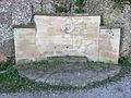 286 Montserrat, camí dels Degotalls, monument a Joan Maragall, de Frederic Marès.JPG