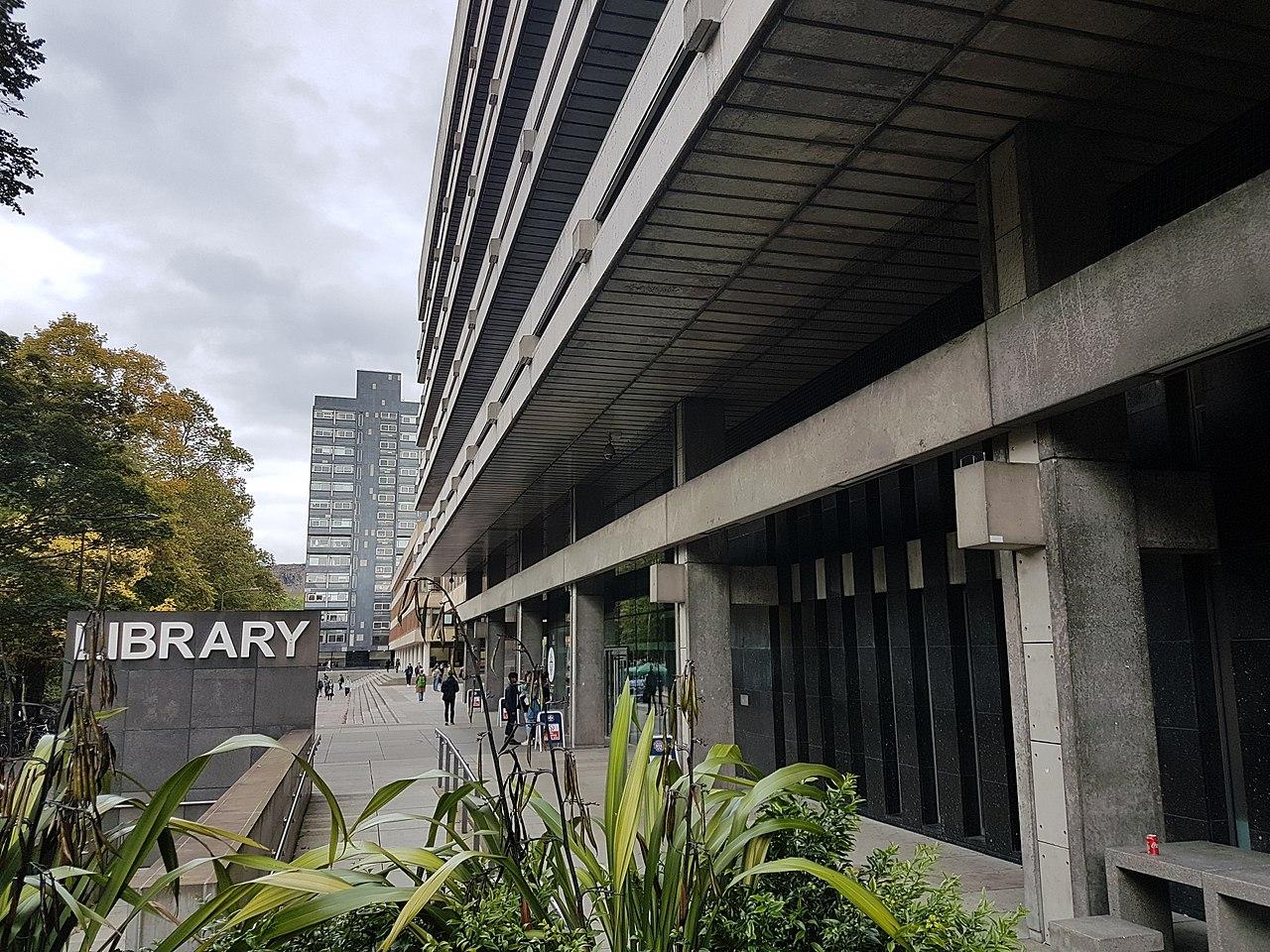 File:30 George Square, University Of Edinburgh, Main ...