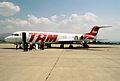 321at - TAM Fokker 100; PT-MRA@CBB;24.09.2004 (5423959871).jpg