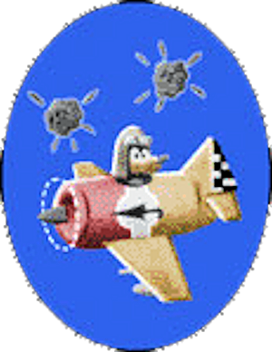 147th Air Refueling Squadron - Image: 346th Fighter Squadron Emblem