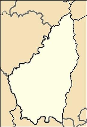 Бофр на карте