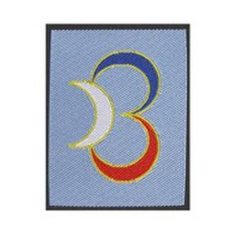 3rd Light Armoured Brigade (France) - The insignia represents three crescents