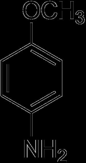 P-Anisidine - Image: 4 Anisidine