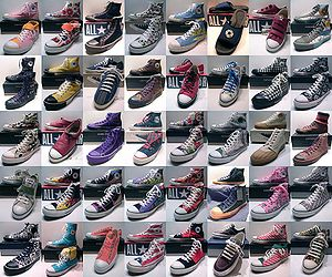 40DifferentConverseVariations.JPG