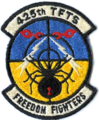 425th Tactical Fighter Training Squadron - 1970s patch.png