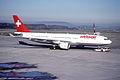 43af - Swissair Airbus A330-223; HB-IQA@ZRH;07.11.1998 (5144742136).jpg