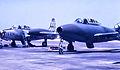 492d Fighter-Bomber Squadron - Republic F-84G-2-RE Thunderjet - 51-9674.jpg