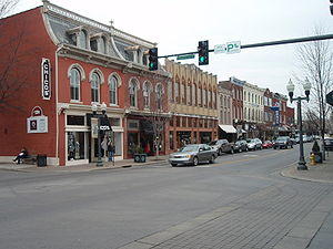 Franklin, Tennessee - Historic Downtown Franklin