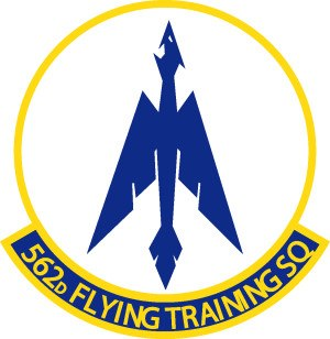 562d Flying Training Squadron - 562d Flying Training Squadron Patch