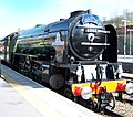 60163 Tornado 24 March 2009 Sheffield Midland station pic 10.jpg