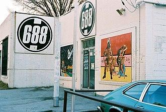 688 Club - 688 Club in 1984