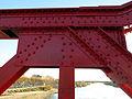 698 Antic pont del Ferrocarril (Tortosa), detall.JPG