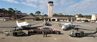 Air Force Special Operations Command - Several U.S. and Russian-built aircraft of the  Air Force Special Operations Air Warfare Center belonging to the 6th Special Operations Squadron