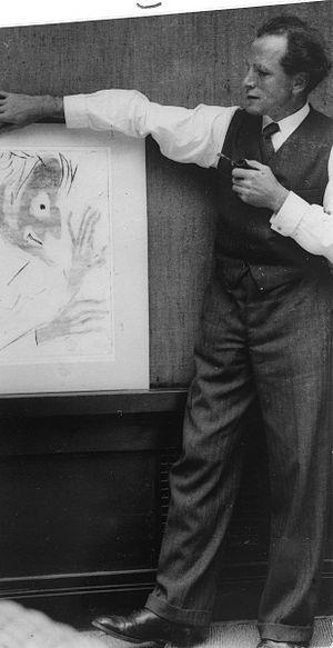 Rolf Nesch - Rolf Nesch (ca. 1925)