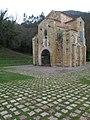 726 San Miguel de Lillo (Oviedo), angle sud-oest.jpg