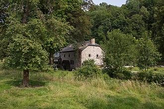 Onoz, Namur - Watermill in Onoz