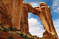 A131, Canyonlands National Park, Utah, USA, Angel Arch, 2004.jpg