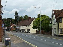 A140 in Long Stratton looking North East.jpg
