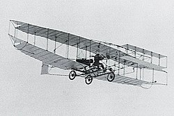 Canada's first aircraft, the AEA Silver Dart