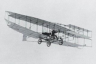 AEA <i>Silver Dart</i> Experimental aircraft by the Aerial Experiments Association