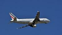F-GKXK - A320 - Air France