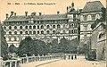 AG 563 - BLOIS - Le Chateau, Facade Francois 1er.JPG