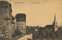 AK Nordhausen, Primariusgraben (um 1910).jpg