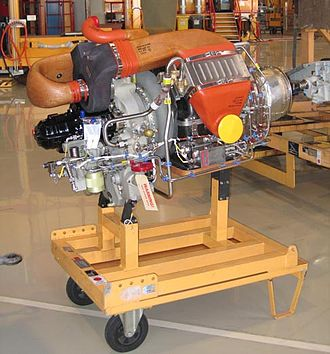 Auxiliary power unit - APIC APS3200 APU for Airbus A320 family.