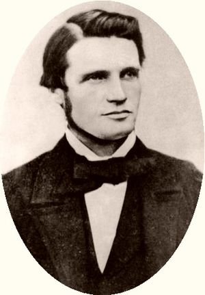 Thomas Archer (pastoralist) - Thomas Archer (1823-1905)