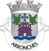 Coat of arms of Arronches