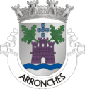 Arronches arması