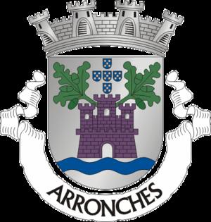 Arronches - Image: ARR