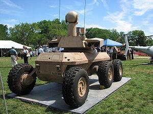 XM1219 Armed Robotic Vehicle - XM1219 ARV-Assault-Light (ARV-A-L) MULE Vehicle