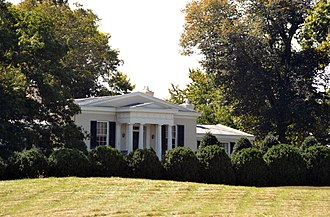 National Register of Historic Places listings in Fauquier County, Virginia - Image: ASHLEIGH, FAUQUIER COUNTY, VA