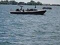 A police boat patrols Toronto's busy harbour, 2016 07 03 (1).JPG - panoramio.jpg