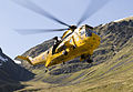 A search and rescue Sea King HAR Mk3 from D Flight, 202 Squadron, RAF Lossiemouth MOD 45147889.jpg